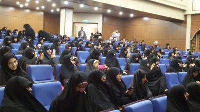 مدرسه علمیه خواهران ابدانان از مدارس قرانی برتر کشوری وهم چنین معاونت فرهنگی برتری