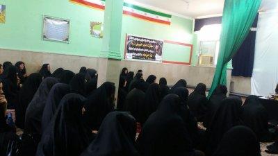 """برگزاری مراسم 14 خرداد وارتحال حضرت امام ر""""ض"""""""