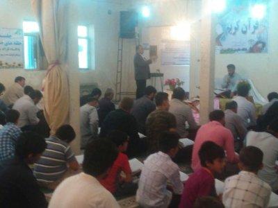 برگزاری محافل انس باقران در ماه رمضان
